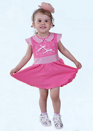 42688959f45 Заказать и купить Платье детское Ульяновск 7-310